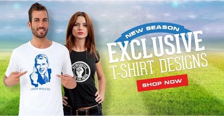 Exclusive T-Shirt Designs