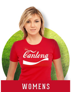 PunkFootball; Ladies football t-shirts
