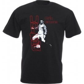 90's Eric Cantona (As Worn By Morrissey) Kids T-Shirt