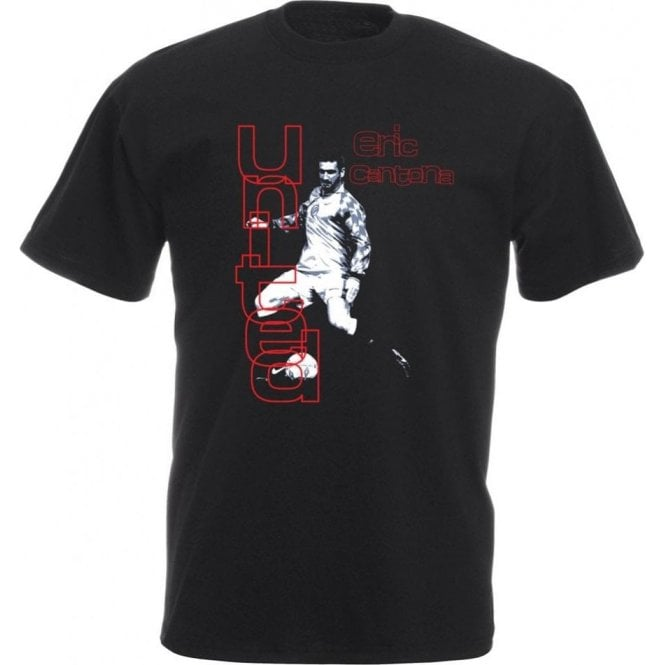 90's Eric Cantona (As Worn By Morrissey) T-Shirt