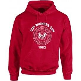 Aberdeen Cup Winners Cup 1983 Kids Hooded Sweatshirt