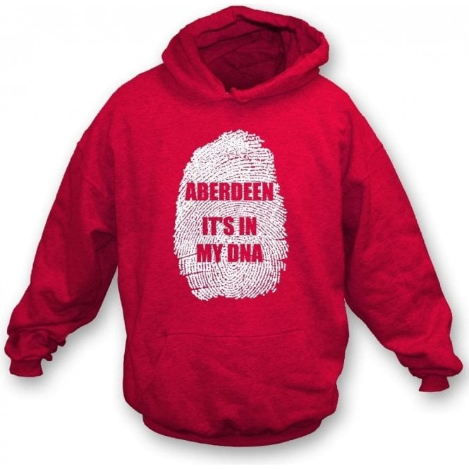 Aberdeen - It's In My DNA Kids Hooded Sweatshirt