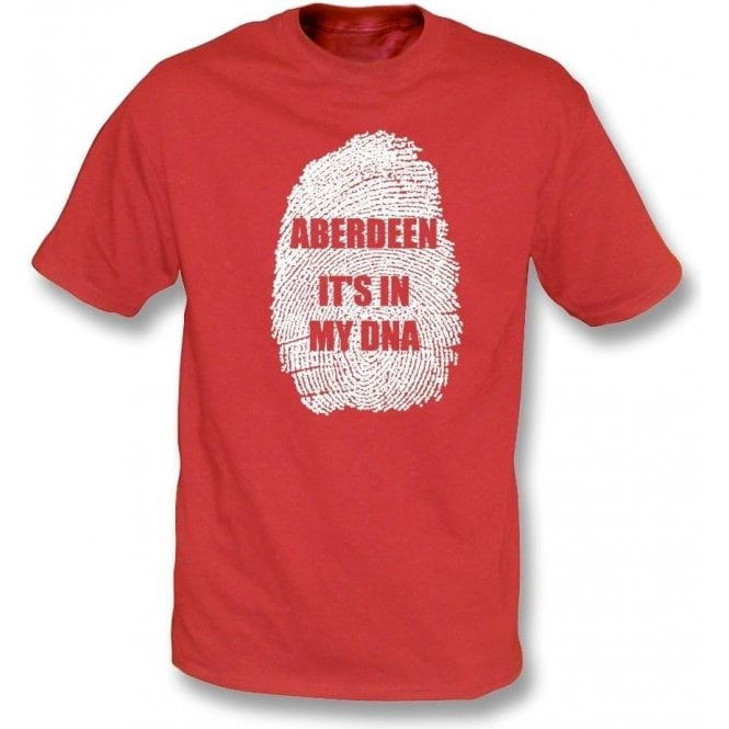 Aberdeen - It's In My DNA Kids T-Shirt