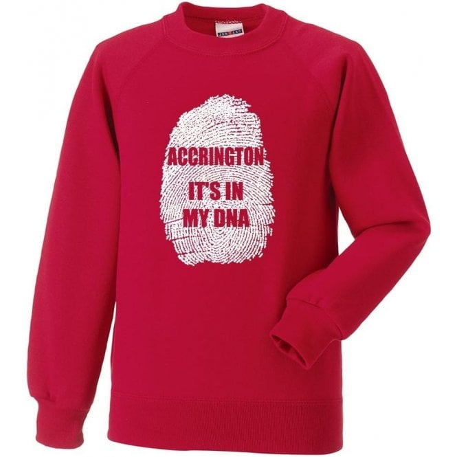Accrington - It's In My DNA Sweatshirt