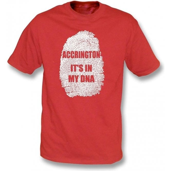 Accrington - It's In My DNA T-Shirt