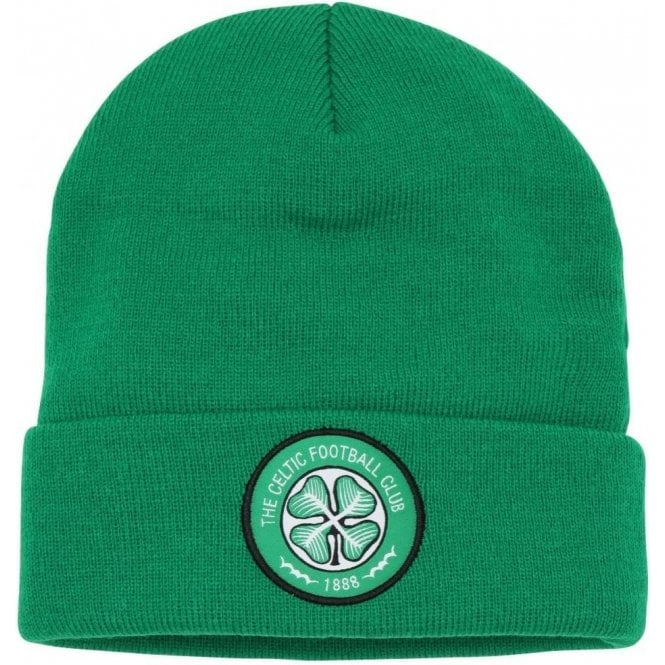Adult Celtic FC Core Beanie