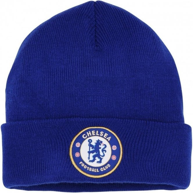 1b55ccb5609 Adult Chelsea FC Core Beanie - from Punk Football UK