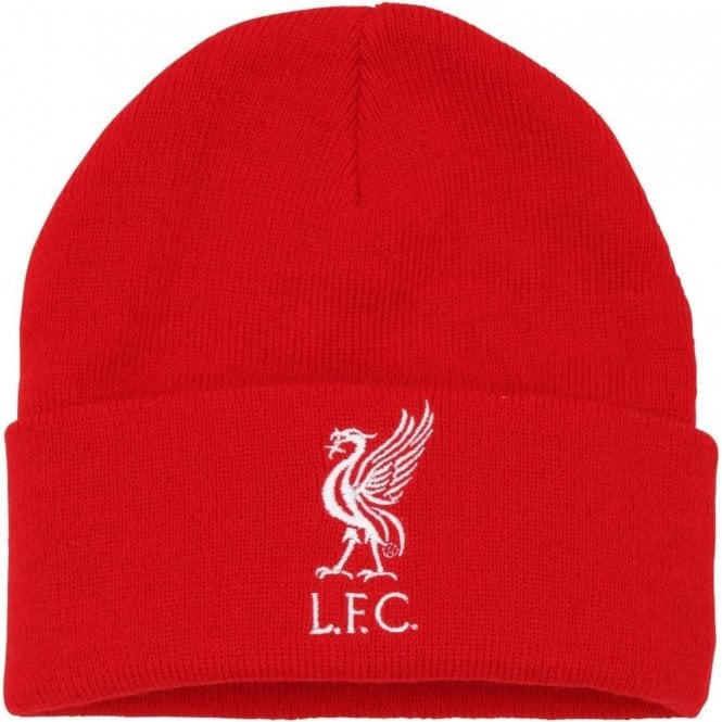 Adult Liverpool FC Core Beanie