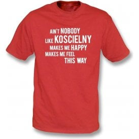 Ain't Nobody Like Koscielny Kids T-Shirt (Arsenal)