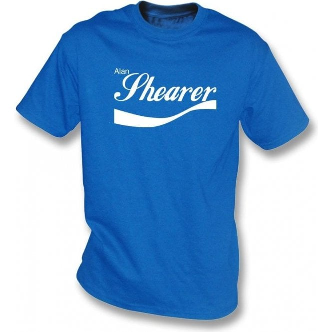 Alan Shearer (Newcastle/Blackburn) Enjoy-Style Kids T-Shirt
