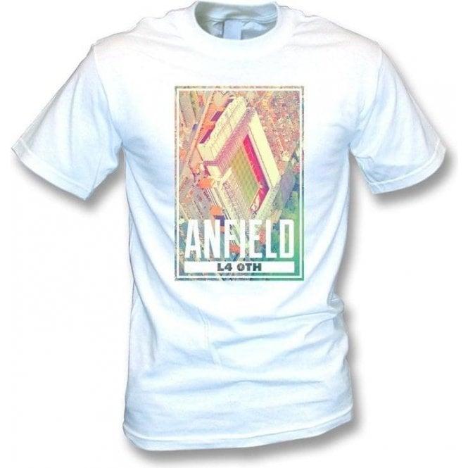 Anfield L4 0TH (Liverpool) T-Shirt