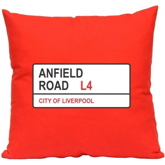 Anfield Road L4 (Liverpool) Cushion