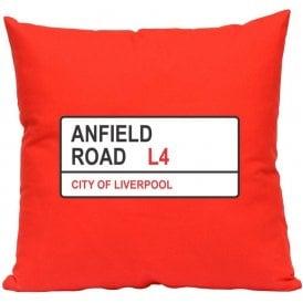 Anfield Road L4 (Liverpool) Cushion