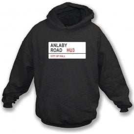 Anlaby Road HU3 Hooded Sweatshirt (Hull City)