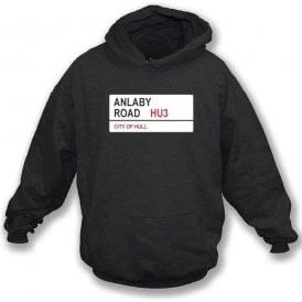 Anlaby Road HU3 Hooded Sweatshirt (Hull City)