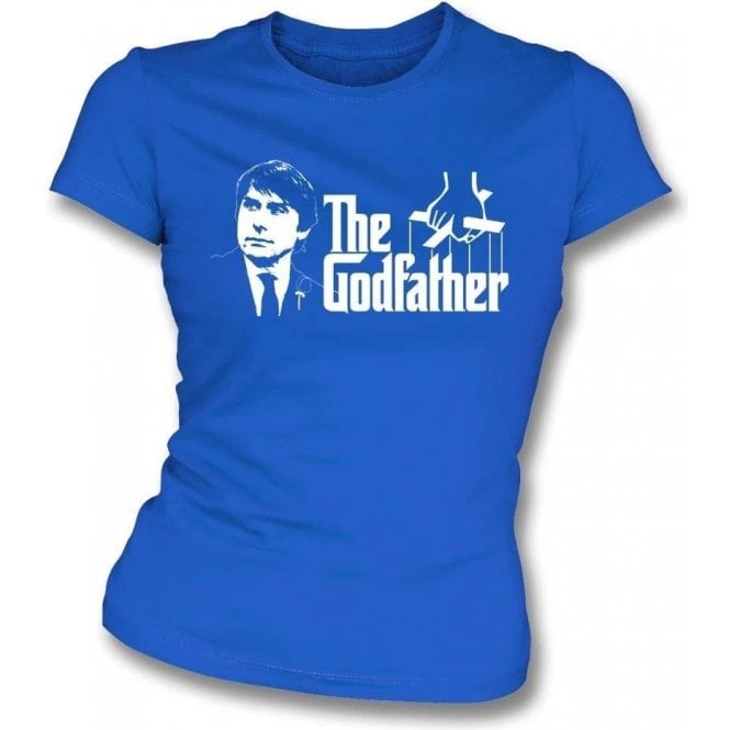 Antonio Conte - The Godfather Womens Slim Fit T-Shirt