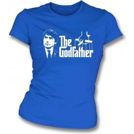 Antonio Conte - The Godfather Womens Slim Fit T-Shirt