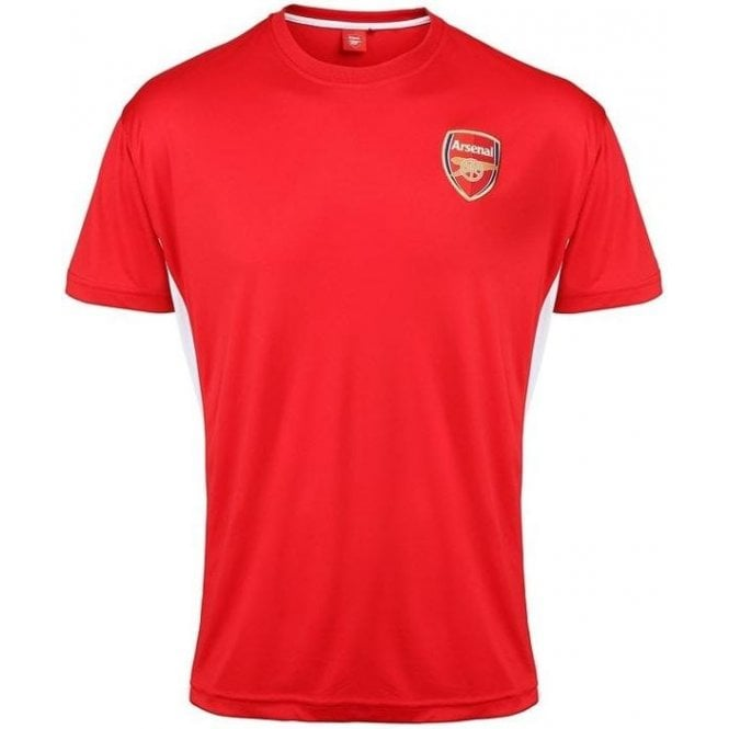 Arsenal FC Adults Performance T-Shirt