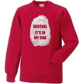 Arsenal - It's In My DNA Sweatshirt
