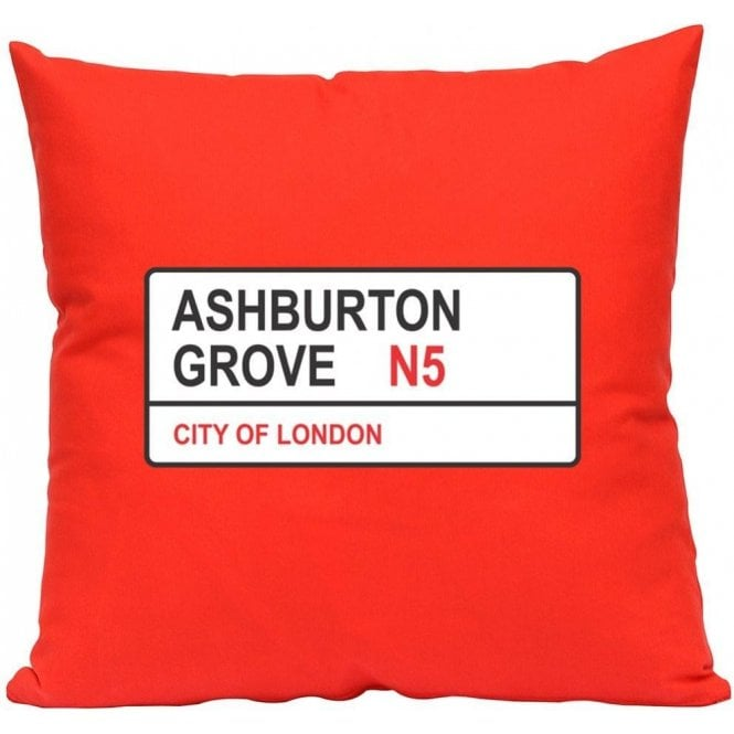 Ashburton Grove N5 (Arsenal) Cushion