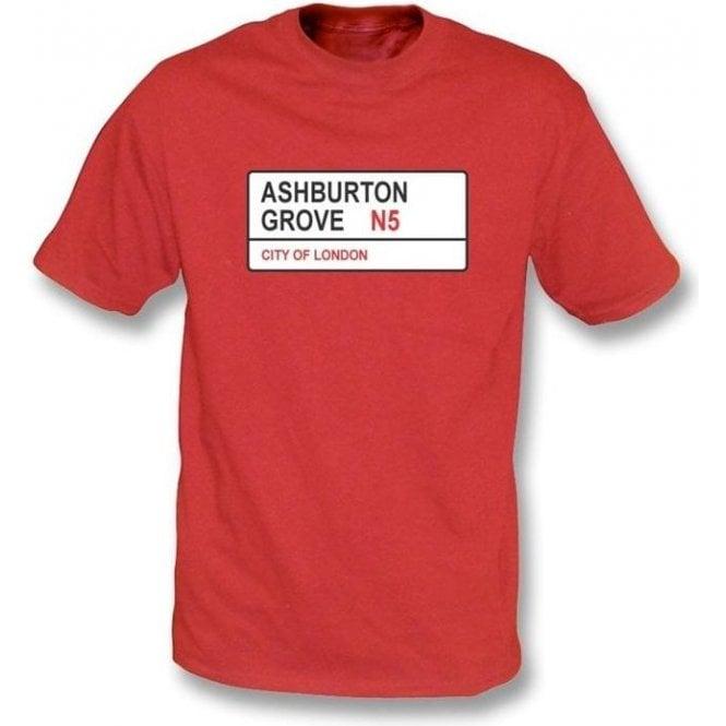 Ashburton Grove N5 Kids T-Shirt (Arsenal)