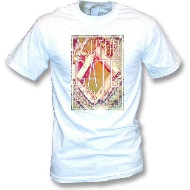 Ashton Gate BS3 2EJ (Bristol City) T-Shirt