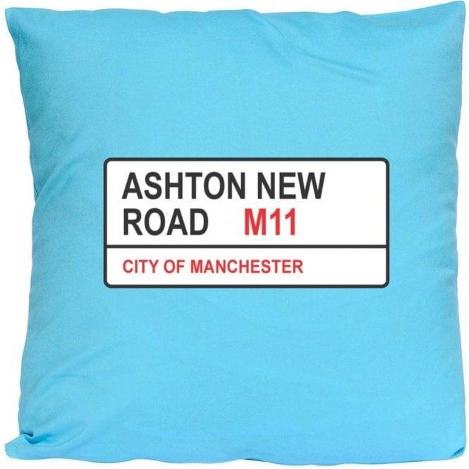 Ashton New Road M11 (Manchester City) Cushion