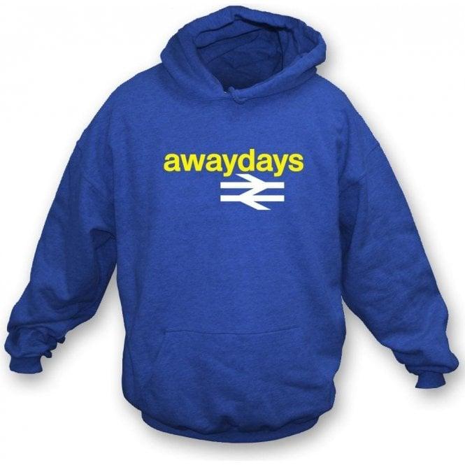 Away Days Hooded Sweatshirt