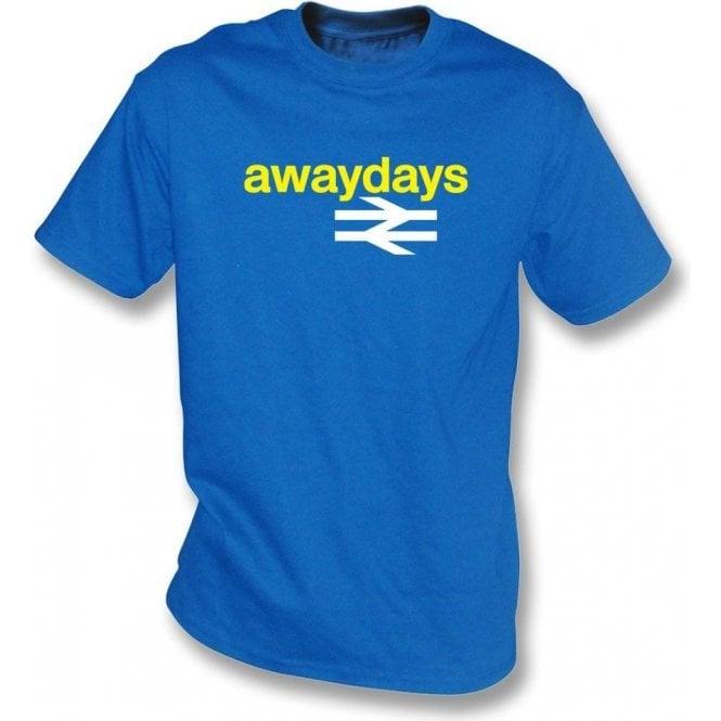 Away Days Kids T-Shirt