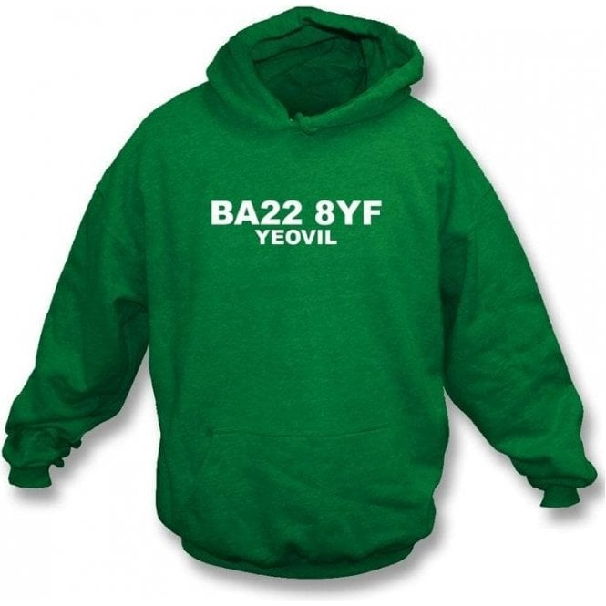 BA22 8YF Yeovil Hooded Sweatshirt (Yeovil Town)
