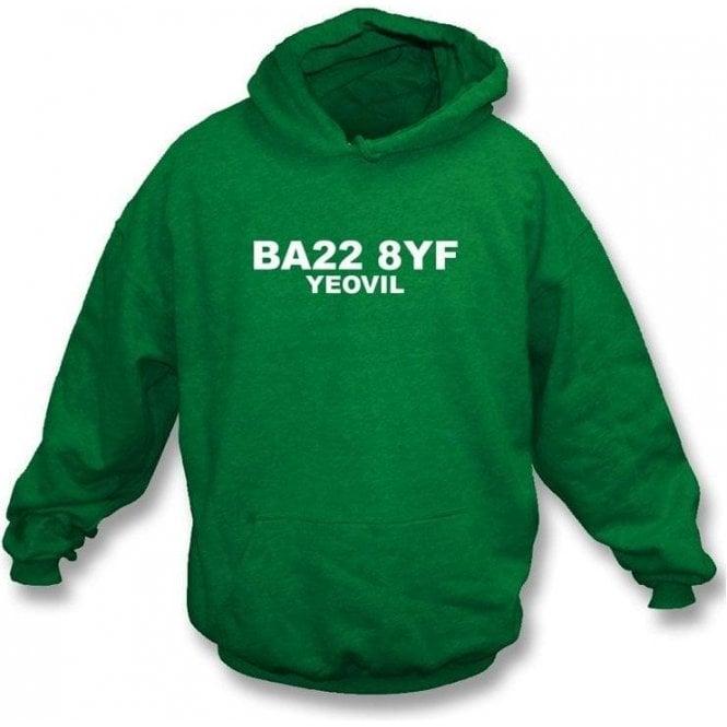 BA22 8YF Yeovil Hooded Sweatshirt (Yeovil Town)