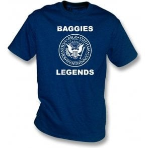 Baggies Legends Ramones Style t-shirt