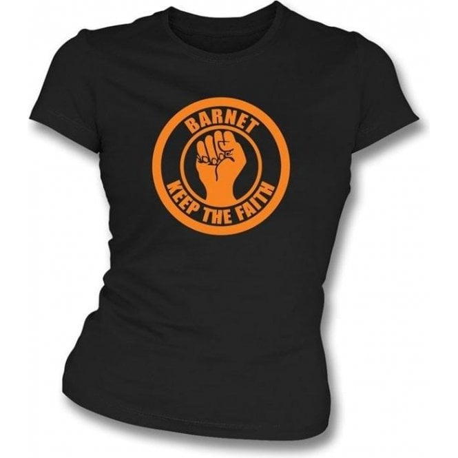 Barnet Keep the Faith Girl's Slim-Fit