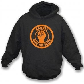 Barnet Keep the Faith Hooded Sweatshirt
