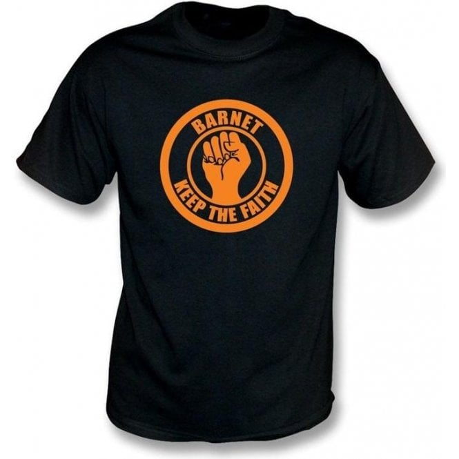 Barnet Keep the Faith T-shirt