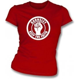 Barnsley Keep the Faith Girl's Slim-Fit