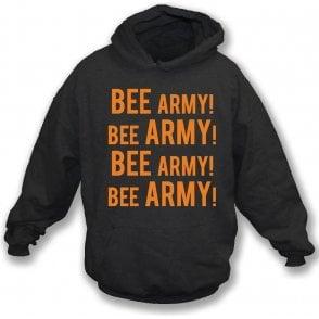 Bee Army! (Barnet) Hooded Sweatshirt