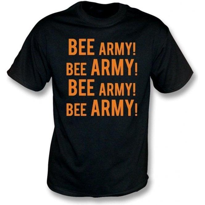 Bee Army! (Barnet) Kids T-Shirt