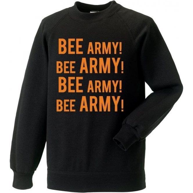 Bee Army! (Barnet) Sweatshirt