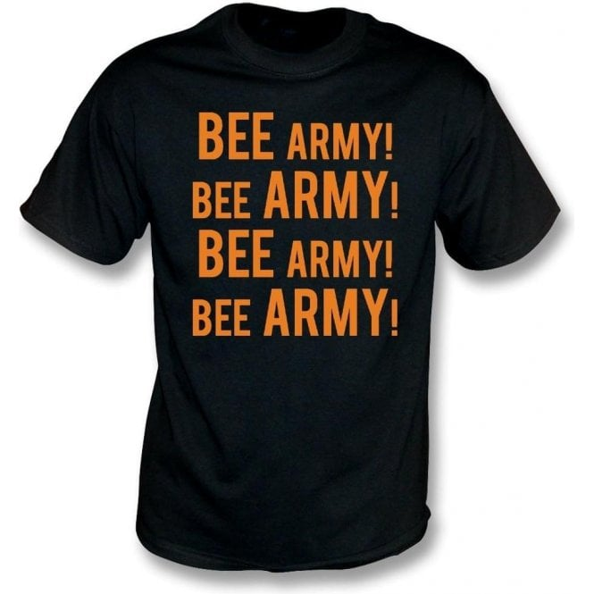 Bee Army! (Barnet) T-Shirt