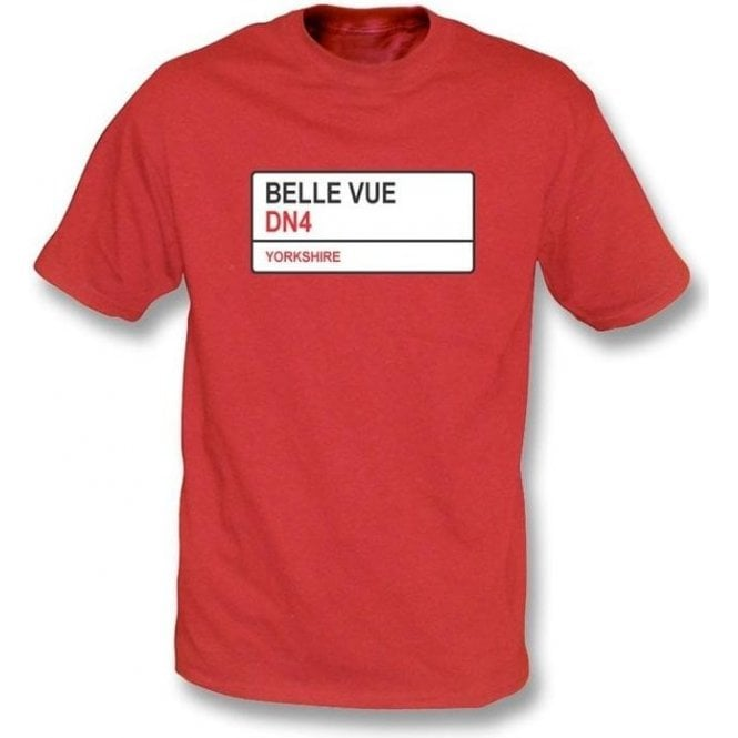 Belle Vue DN4 (Doncaster Rovers) T-Shirt