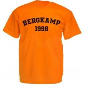 Bergkamp 1998 (Netherlands) Kids T-Shirt