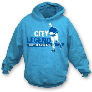 Bert Trautmann hooded sweatshirt