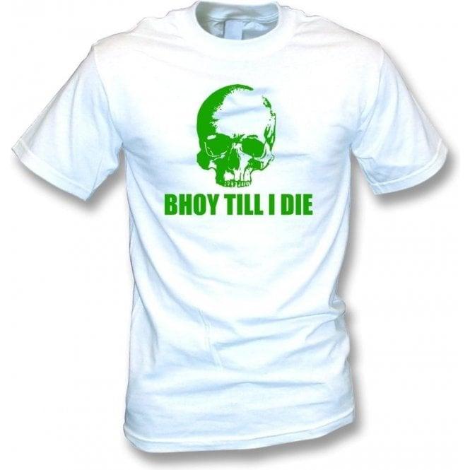 Bhoy Till I Die (Celtic) T-Shirt