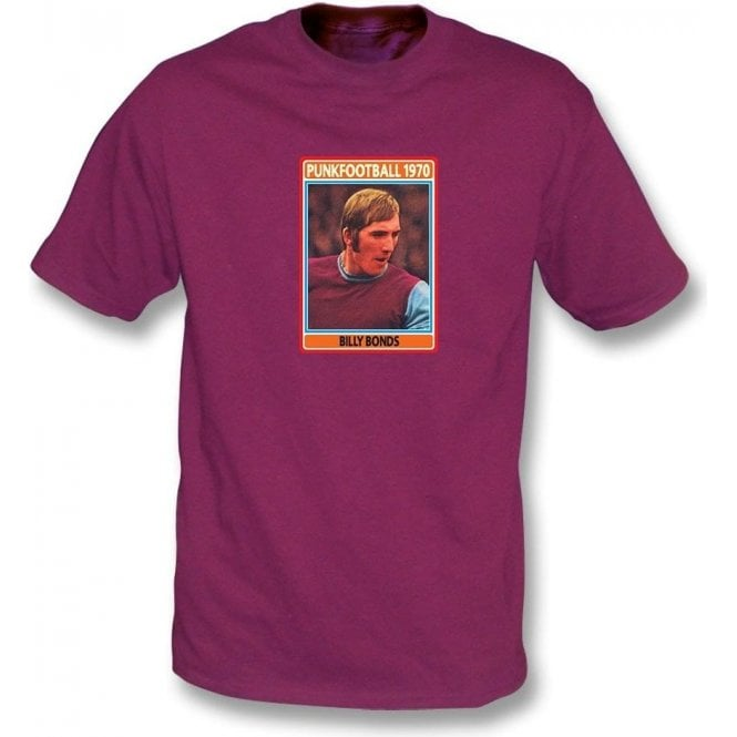 Billy Bonds 1970 (West Ham) T-Shirt