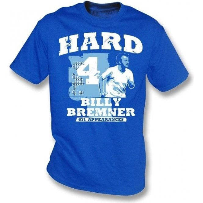 Billy Bremner - Hard t-shirt