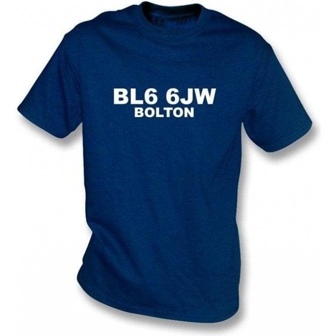 BL6 6JW Bolton T-Shirt (Bolton)