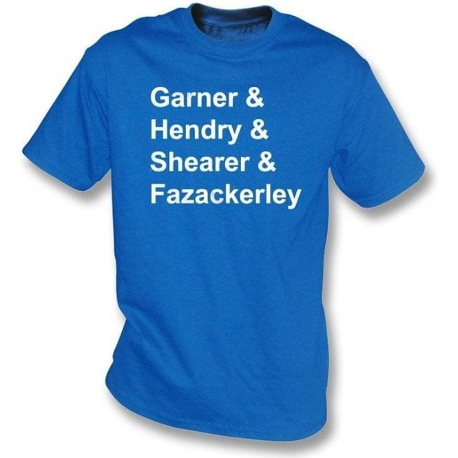 Blackburn Legends t-shirt