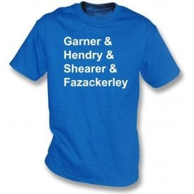 Blackburn Legends t-shirt
