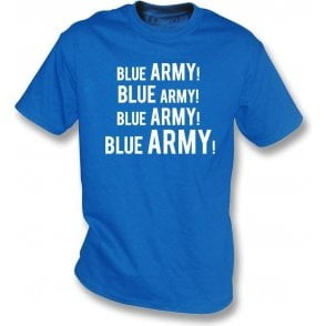 Blue Army! Kids T-Shirt (Ipswich Town)
